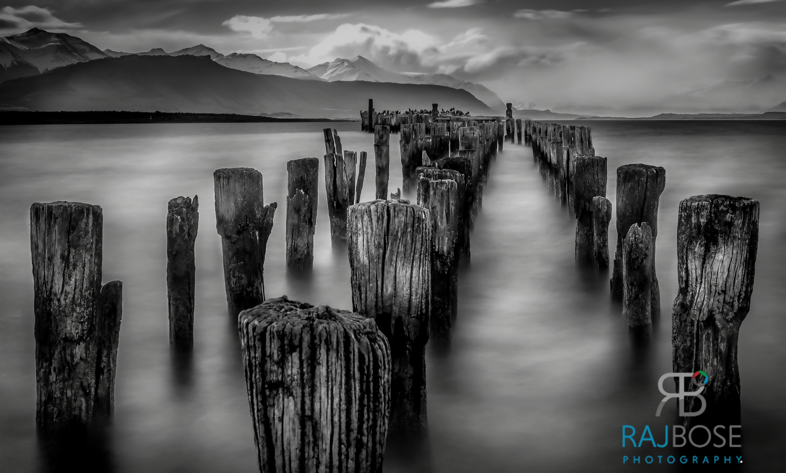 The old Dock- Puerto Natales, Chile