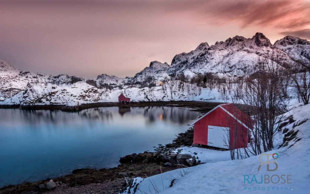 An evening in Lofoten