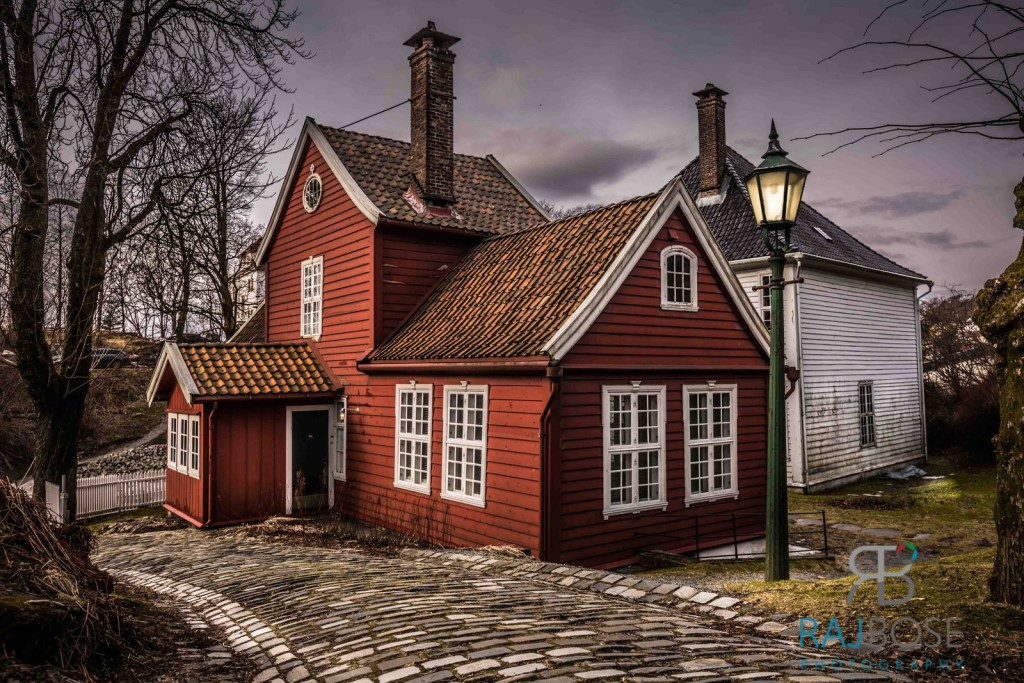 Medieval House in Gamle Bergen