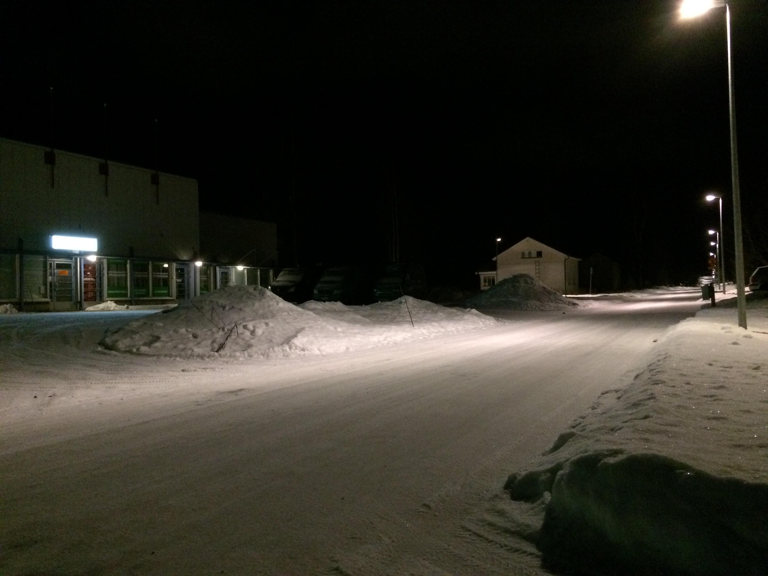 005 A Little More Snow