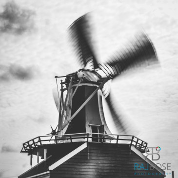 Zaanse Schanz: The Land of Historic Windmills